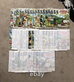46 Rare Brand New And Sealed THOMAS THE TANK ENGINE & FRIENDS VINTAGE Magazines