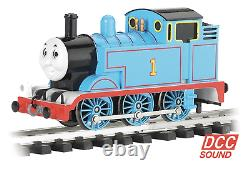 91421 Large Scale Thomas the Tank Engine (with Moving Eyes & DCC Sound)