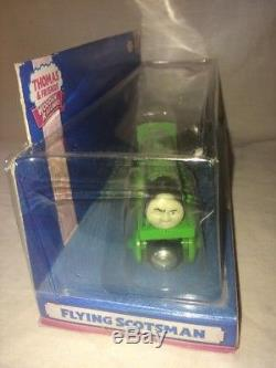 BRIO wooden Flying Scotsman Thomas the tank engine Friends train Fisher Price
