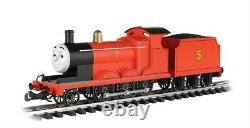 Bachmann 91403 Thomas and Friends James the Red Engine (Moving Eyes)