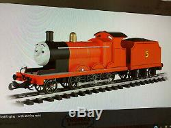 Bachmann G Scale JAMES The RED Engine 91403 Thomas & Friends With Moving Eyes