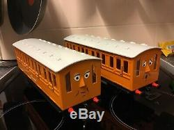 Bachmann Thomas The Tank Engine Annie And Claribel G Scale Coaches