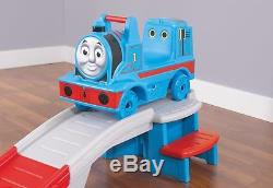 Childrens Step 2 Thomas the Tank Engine Up and Down Roller Coaster Outdoor Toy