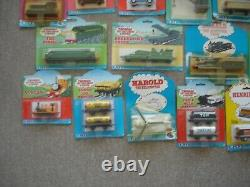 Ertl Thomas The Tank Engine And Friends Collection Of 26 Mint And Carded Models