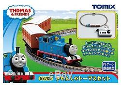 F/S Tomix N Gauge Thomas The Tank Engine Set Model Train Introductory Japan New