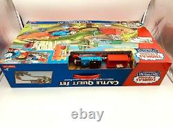 Fisher Price Thomas & Friends Trackmaster Castle Quest Set NEW, SEALED