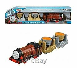 Fisher-Price track master Thomas the Tank Engine Hurricane 3-Car Set 2018 t