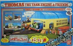 Friends starting faith Series Central Station and Thomas the Tank Engine