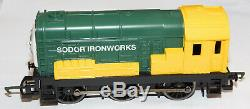 HORNBY R9066 THOMAS THE TANK ENGINE BERT 0-6-0ds MINT BOXED OO GAUGE
