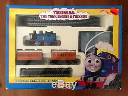 HO Scale Thomas the Tank Engine Vintage Set Complete