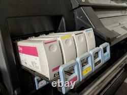 HP DesignJet L26500 61 inch / HP Latex 260 wide format vehicle wrapping Printer