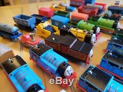 HUGE LOT 65 Thomas & Friends Motorized Trackmaster & Cars Neville Connor Rocket