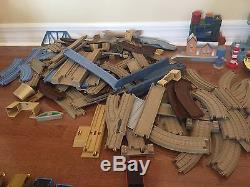 HUGE LOT Thomas Train Trackmaster Engines Track Tenders Directions PLUS MORE