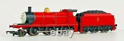 Hornby 00 Gauge R852 Thomas The Tank'james The Red Engine' 5 Boxed