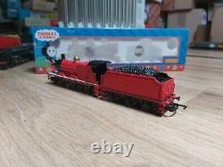 Hornby thomas the tank engine and friend james locomotive new boxed