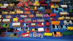 Huge Lot Sodor Thomas & Vintage Wooden & Metal Trains Tracks Accessories