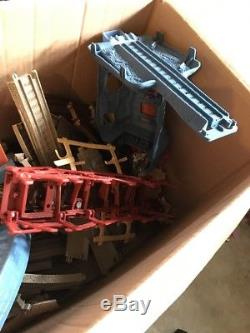 Huge Lot of Thomas the Tank Engine Trackmaster Track Train Curves Straight Sets