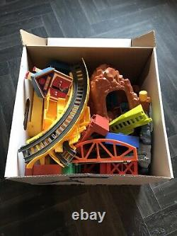 Huge Thomas the Tank Engine trackmaster bundle 30+ Trains