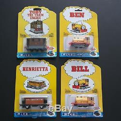 JOB LOT Ertl Thomas The Tank Engine Die Cast Boxed Carded ORIGINAL TRAINS