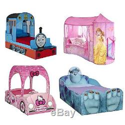 Kids Disney And Character Feature Toddler Beds New