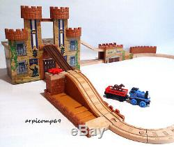 King of The Railway / Castle Track Train Set BRIO ELC Wooden THOMAS AND FRIENDS