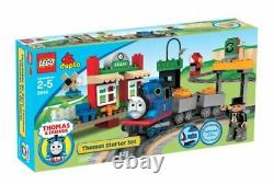 LEGO Duplo Thomas and Friends Starter Set 5544 NEW SEALED VHTF ONLY 1 ON EBAY