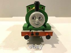 LIONEL -THOMAS THE TANK- TOMY OLIVER ENGINE With WHISTLE O-GAUGE, STEAM LOCOMOTIVE