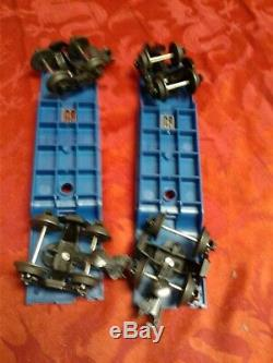 Large rare 8 pc LIONEL Train THOMAS THE TANK ENGINE STEAM O-Gauge gift vtg deco