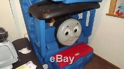 Little Tikes Thomas the Tank Engine childrens toddler bed