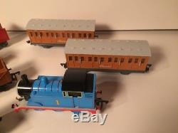Lot Of Bachmann HO Scale Thomas The Tank Engine Trains Used Thomas Percy James