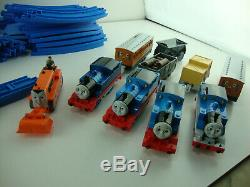 Lot Of Thomas the Train Motorized Road/Rail system withEXTRA TRAINS