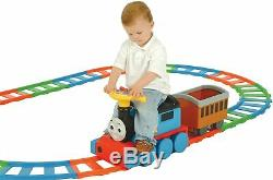 MV Thomas The Tank Engine 6 Volt Battery Operated Ride On Train And Track New Bo