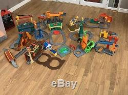 Massive Job Lot Of Thomas The Tank Engine Take And Play Over 100 Characters