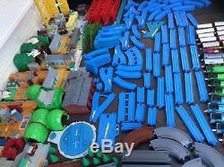 Massive Joblot Tomy Thomas the Tank Engine Carriages, Station, Airport, Track, Road