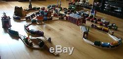 Massive Wooden Thomas & Friends Trains Carriages Rare & some 60 years Edition
