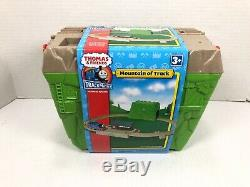 New Rare Thomas And Friends Trackmaster Mountain Of Track Railway System Plastic
