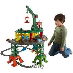 New Thomas and Friends Super Station Railway Train Track Set 35 ft Of Track