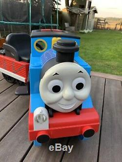 Peg Perego Thomas The Tank Engine Ride On Includes Figure Of Eight Track