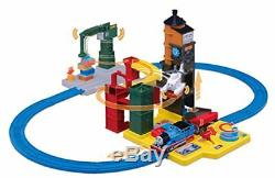 Plarail character action! Thomas the Tank Engine Challenge! Sodor