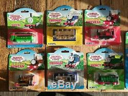 Pristine ERTL die-cast models (Thomas the Tank Engine) ENTIRE COLLECTION