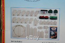RARE set JAMES goes BUZZ BUZZ with THE RED NOSEfits ALLThomas wooden track