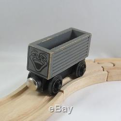 Rare 1st Ed Troublesome Brakevan Brown Roof And Truck