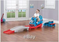Step2 Thomas The Tank Engine Up And Down Coaster Ride On