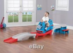 Step2 Thomas The Tank Engine Up And Down Coaster Ride On Fun Child Toy Outdoor