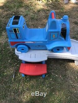 Step 2 Thomas The Tank Engine Up & Down Roller Coaster