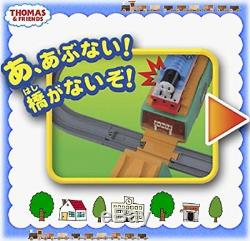 TAKARA TOMY Pla-Rail Thomas the Tank Engine competition with Bertie! New Japan
