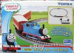 TOMIX 93705 Thomas the Tank Engine Set JAPAN (N-Scale) train