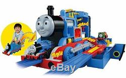 TOMY Plarail Playing the Steam Engine BIG Thomas the Tank NEW Japan Japan