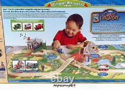 Talking Railway The Great Discovery Train Set BRIO ELC Wooden THOMAS AND FRIENDS