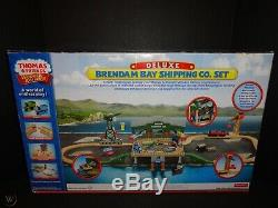Thomas And Friends Brendam Bay Shipping Co Set New